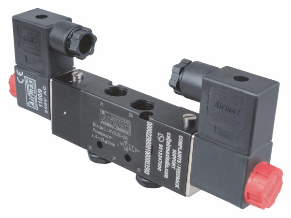 5/2 Way Double Solenoid Valve