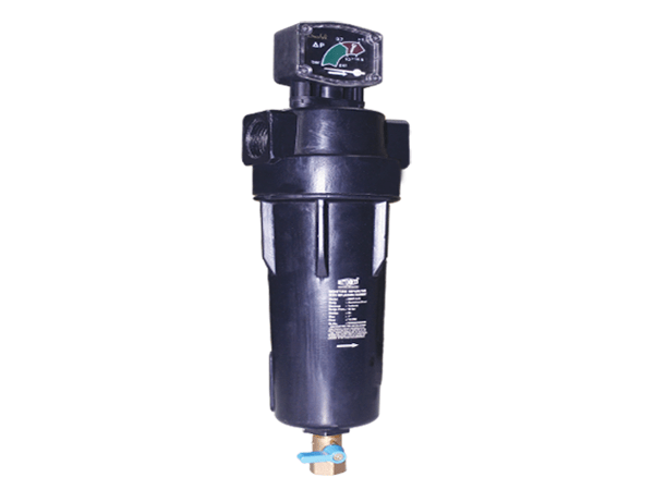Moisture Separators With Replaceable Element