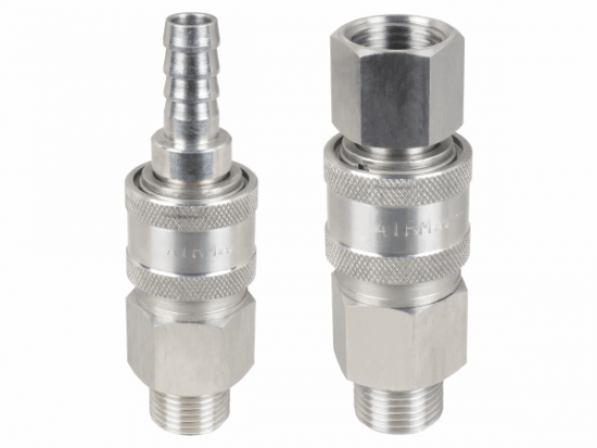 Quick Release Coupling Single Check